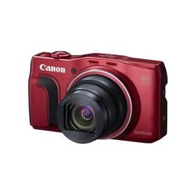 Canon PowerShot SX710 HS (0110C002AA) červený + Doprava zdarma