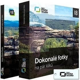 Software Zoner Photo Studio 18 PRO BOX (ZPS18-BOX-01) (ZPS18-BOX-01)