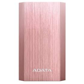 Power Bank ADATA A10050 10050mAh (AA10050-5V-CRG) ružová
