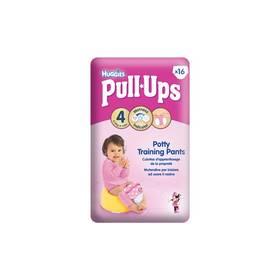 Huggies Pull Ups Small - Girls 8-15 kg, 16 ks
