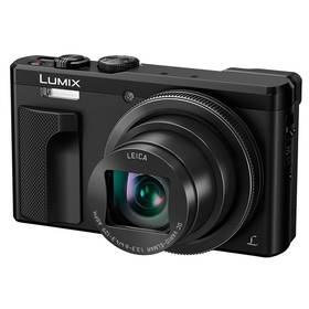Panasonic Lumix DMC-TZ80EP-K černý + Doprava zdarma