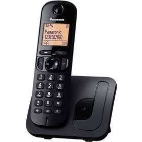 Panasonic KX-TGC210FXB (KX-TGC210FXB) černý + Doprava zdarma