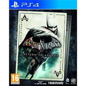 Ostatní PS4 Batman: Return To Arkham (5051892199391) + Doprava zdarma