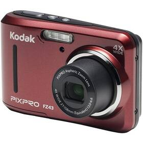 Kodak Friendly Zoom FZ43 (819900012439) červený