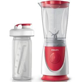 Philips HR2872/00 bílý/červený