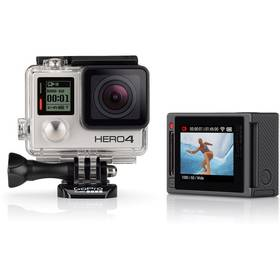 GoPro HERO4 Silver + Doprava zdarma