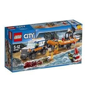 LEGO® CITY COAST GUARD 60165 Vozidlo zásahové jednotky 4x4 + Doprava zdarma