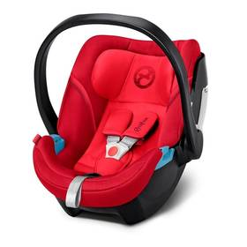Cybex Aton 5 2018, 0-13kg, Rebel Red