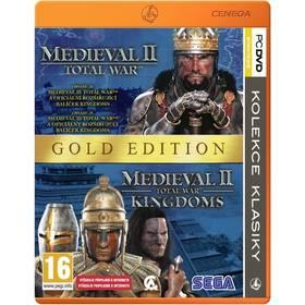 Sega PKK Total War: Medieval II Gold Edition (406230)