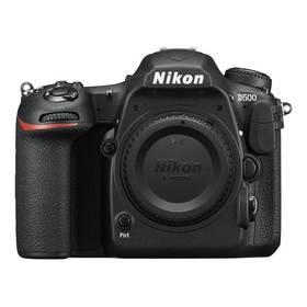Nikon D500 tělo (VBA480AE) černý + Doprava zdarma