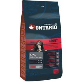 Ontario Adult Large Breed 13 kg + Doprava zdarma