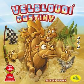 Hra Albi Velbloudí dostihy