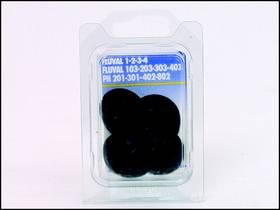 Přísavky k filtrům Fluval 1 - 4, 103 - 403, 105 - 405 4ks (101-15041)