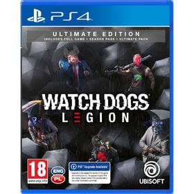 Ubisoft PlayStation 4 Watch Dogs Legion Ultimate Edition (USP484110)