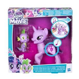 Hasbro Hrací set se zpívající Twilight Sparkle a Spikem