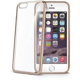 Celly Laser pro Apple iPhone 6/6S (BCLIP6SGD) zlatý