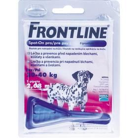 Frontline Spot - On Dog L 1 x 2,68 ml (pes 20 - 40kg) fialová