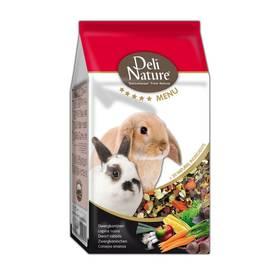 Deli Nature 5 Menu DWARF RABBITS Zakrslý králík 750 g
