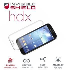 Ochranná fólia InvisibleSHIELD HDX pro Samsung Galaxy S4 (ZGGS4HXS-F00)
