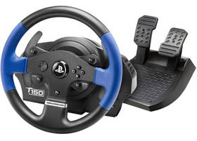 Volant Thrustmaster T150 + pedály pro PS4, PS3, PC (4160628) čierny