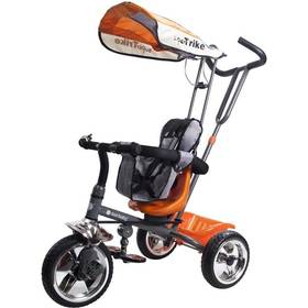 Sun Baby Super Trike se stříškou oranžová + Doprava zdarma