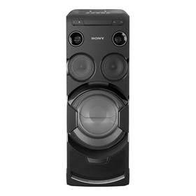 Sony MHC-V77DW černý + K nákupu poukaz v hodnotě 1 000 Kč na další nákup + Doprava zdarma
