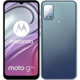 Motorola Moto G20 (PANH0005PL) modrý