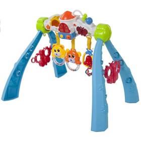 Sun Baby s hračkami a melodií modrá + Doprava zdarma