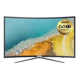Samsung UE55K6372 titanium + K nákupu poukaz v hodnotě 1 000 Kč na další nákup + Doprava zdarma