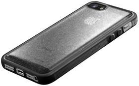 Kryt na mobil CellularLine SELFIE CASE pro Apple iPhone 5/5s/SE (SELFIECIPH5K) čierny