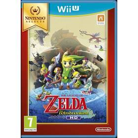Nintendo WiiU The Legend of Zelda:The Wind Waker HD Selects (NIUS72005)