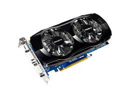 Grafická karta Gigabyte GeForce GTX560 Ti 1GB DDR5 (GV-N560OC-1GI)
