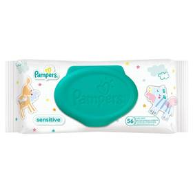 Pampers Sensitive 56ks
