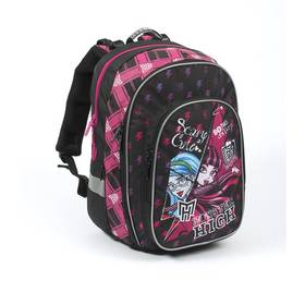 P + P Karton anatomický Monster High