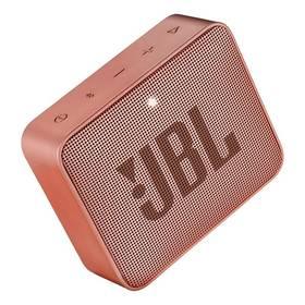 JBL GO 2 Cinnamon hnědý