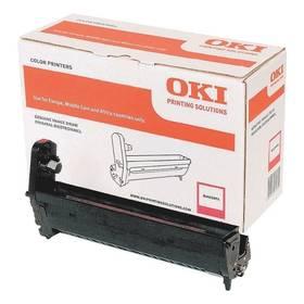 OKI C5850/5950/MC560, 20000 stran (43870022) červený