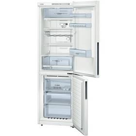 Kombinace chladničky s mrazničkou Bosch KGN36VW31 bílá