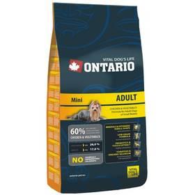 Ontario Adult Mini 13 kg + Doprava zdarma