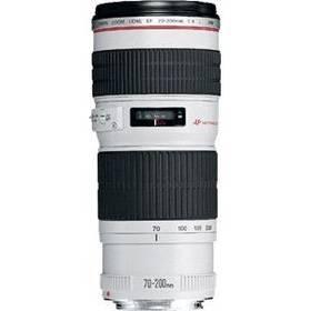 Canon EF 70-200mm f/4.0 L USM (2578A013AA) černý/bílý + Doprava zdarma