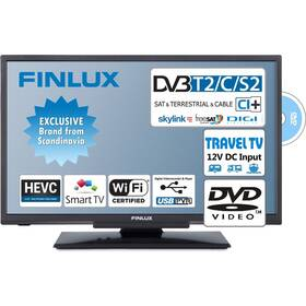 Finlux 24FDM5660 černá (Zboží vrácené ve 14 denní lhůtě, servisované 8800714964)