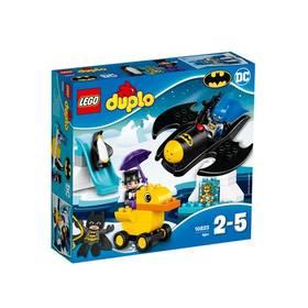 LEGO® DUPLO 10823 Super Heroes Dobrodružství s Batwingem