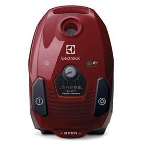 Electrolux SilentPerformer ZSPPARKETT sivý/červený