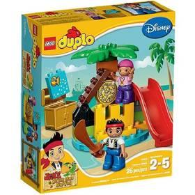 Lego® DUPLO Pirát Jake 10604 Ostrov pokladů