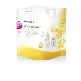 Sáčky Medela Quick Clean pro čištění v mikrovlnné troubě, 20 ks + Doprava zdarma