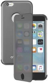 Puzdro na mobil flipové CellularLine Touch pro Apple iPhone 6/6s (BOOKTOUCHIPH647K) čierne