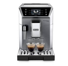 Ekspres do kawy DeLonghi PrimaDonna ECAM 550.75.MS Srebrne