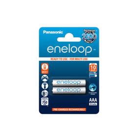 Panasonic Eneloop AAA, 750mAh, 2 ks (BK-4MCCE/2BE)