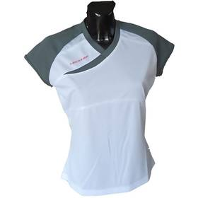 Dámské tenisové triko Dunlop Teamline Kolkata - V, vel. S + Doprava zdarma