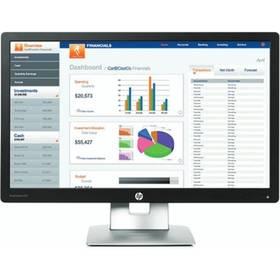 HP EliteDisplay E232 (M1N98AA#ABB) černý Software F-Secure SAFE 6 měsíců pro 3 zařízení (zdarma) + Doprava zdarma