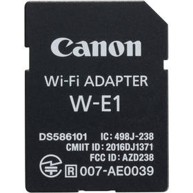 Canon W-E1 WiFi adapter (1716C001)
